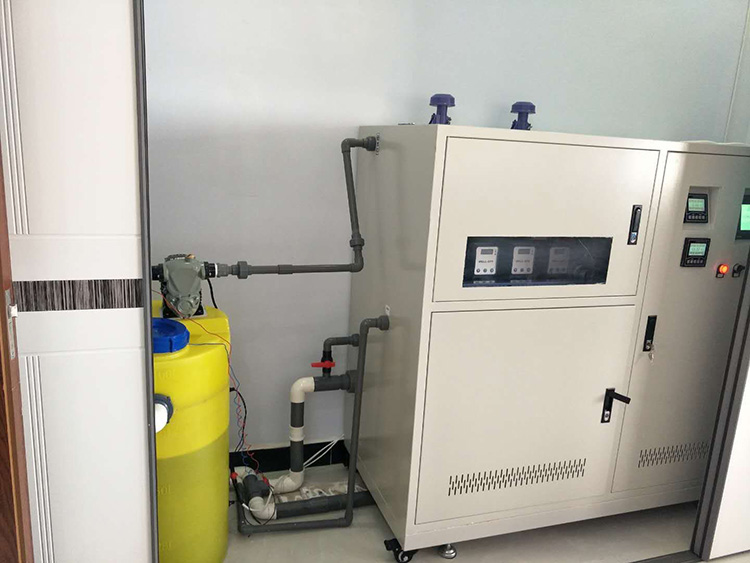 依安小型实验室污水处理设备