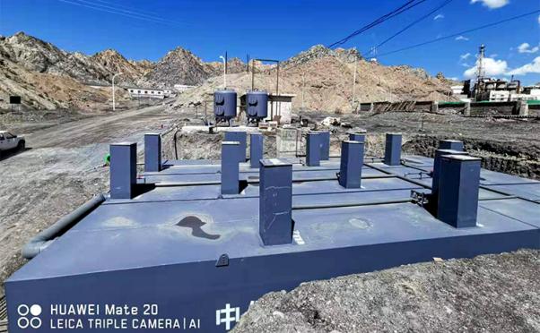 四川生活污水处理一体化设备